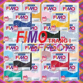 FIMO Effect Đất sét nung Polymer hiệu ứng (57g) (TRANG 1)