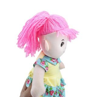 ❀pgs❀Kawaii Cartoon Flower Skirt Doll Soft Cute Baby Cloth Toys Girls Gifts❀❀