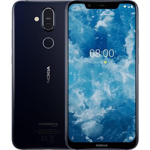 [Trả góp 0%] Điện thoại Nokia 8.1 - Hãng phân phối chính thức