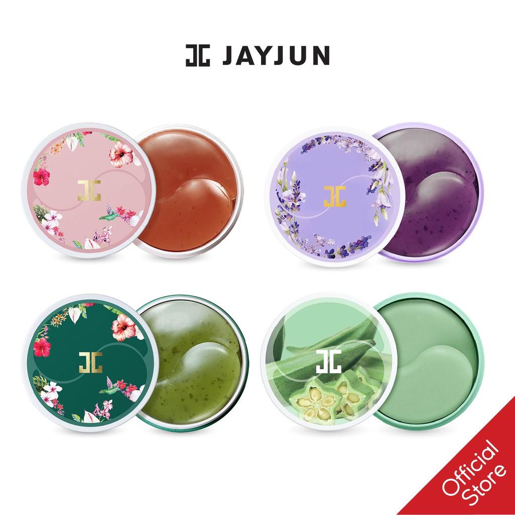 Mặt Nạ Mắt Chiết Xuất Chống Thâm Jayjun Eye Gel Patch 60 miếng