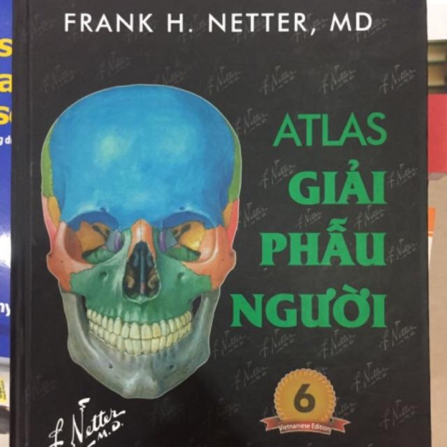 Sách - Atlas giải phẫu người 6