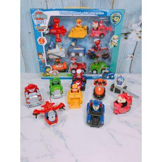 Bộ đồ chơi chó cứu hộ 9 nhân vật
