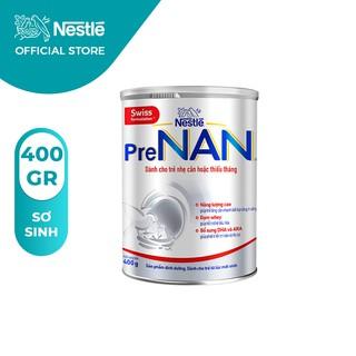 Sữa Bột Nestle PreNAN – Hộp 400gram