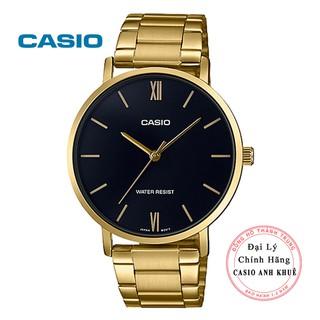 Đồng hồ Nam Casio MTP-VT01G-5BUDF chính hãng cỡ mặt 40mm