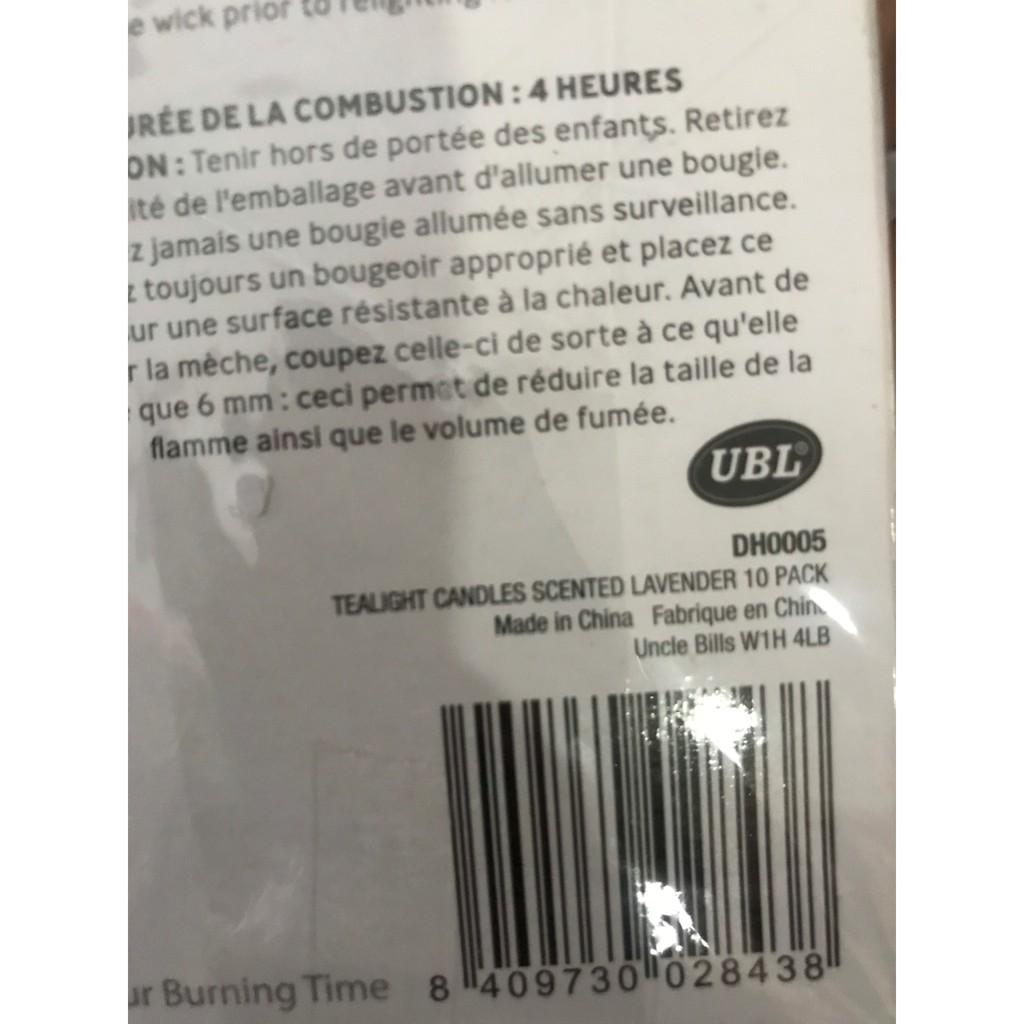 NẾN HƯƠNG TRÒN UNCLE BILLS DH0005