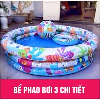 Bể Bơi – Phao Bơi 3 Chi Tiết Cho Bé