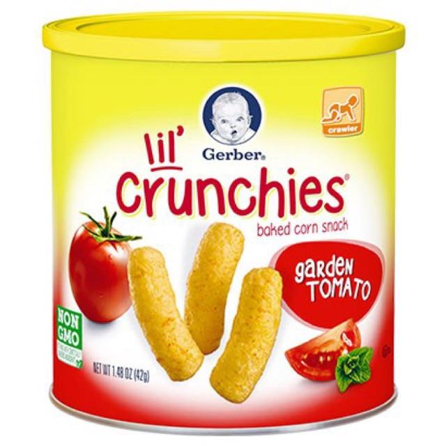 Bánh ăn dặm Gerber lùn mẫu mới NON GMO hộp 42g - 3149526 , 394153824 , 322_394153824 , 75000 , Banh-an-dam-Gerber-lun-mau-moi-NON-GMO-hop-42g-322_394153824 , shopee.vn , Bánh ăn dặm Gerber lùn mẫu mới NON GMO hộp 42g
