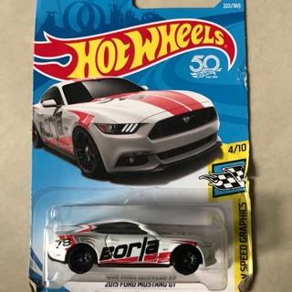 Hotwheels '15 Ford Mustang GT