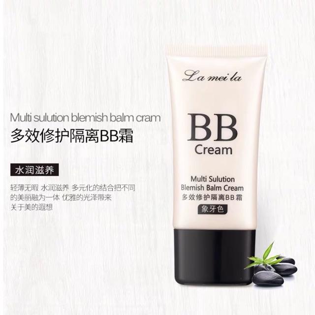 Kem Nền Trang Điểm Dưỡng Ẩm BB Cream Moisturing Lameila