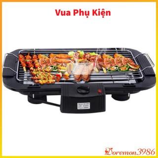 [XẢ KHO] 💥BẢO HÀNH 1 NĂM💥Bếp Nướng Điện Cao Cấp Electric Barbecue Grill 2000W Không Khói💥FREESHIP💥+Tặng Miếng Rửa Ch