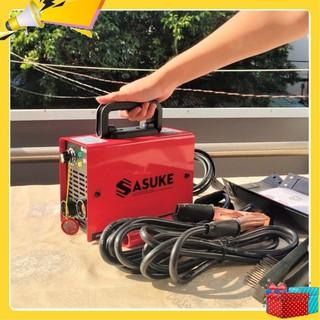 [Có bảo hành] Máy Hàn Sasuke ZX7-200ET chất lượng cao ,mini xách tay máy hàn điện tử dùng cho gia đình đầy đủ phụ kiện