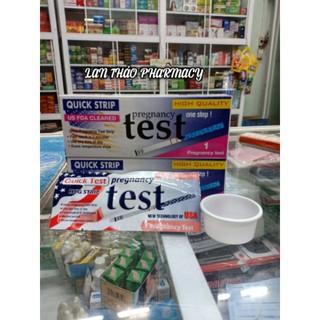 [CHE TÊN SẢN PHẨM] QUE THỬ THAI QUICK TEST GIÁ SỈ
