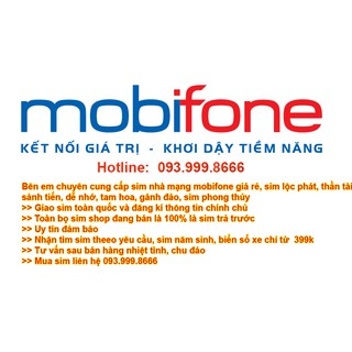 Sim Đẹp Mobifone Giao Sim Toàn Quốc Đăng lí Chính Chủ MBF28
