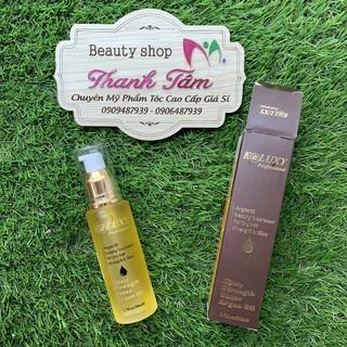Tinh dầu dưỡng Argan và phục hồi tóc K@luxy 50ml