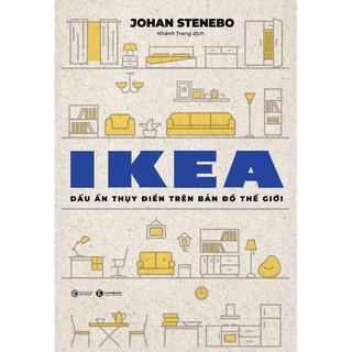 Sách  - IKEA - Dấu ấn Thụy điển trên ban đồ thế giới