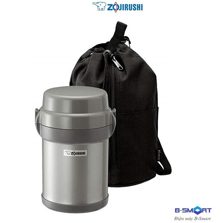 Hộp cơm giữ nhiệt Zojirushi ZOCM-SL-JAF14-SA/HG
