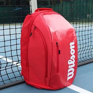 Balo Đựng Vợt Tennis Wilson Super Tour InfraRED WRZ840896 thumbnail