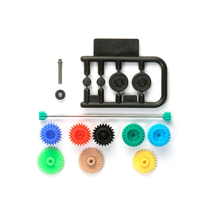 15456 Phụ kiện Mini 4WD SETTING GEAR SET (for AR CHASSIS)