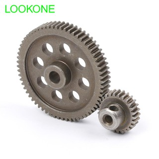 64T 1/10 RC Steel Metal HSP Motor Gear