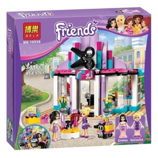 Lego friends 10539 – Salon làm tóc