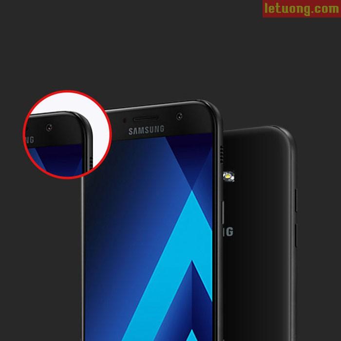 Kính cường lực Galaxy A7 2017 Full Cover 3D full màn hình