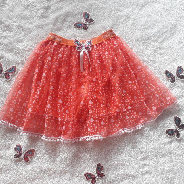 3812092602 - Chân váy bé gái 15kg-22kg phối áo lẻ, phối áo dài cách tân.