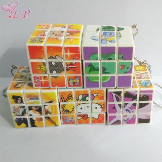Peradix Fidget Dice Keychains Spinner Hand Toys Magic Cubes Skam Polymorph