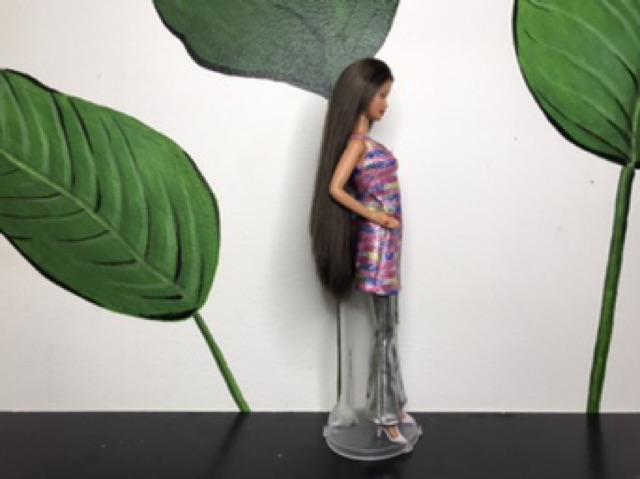 Búp bê barbie tóc siêu dài