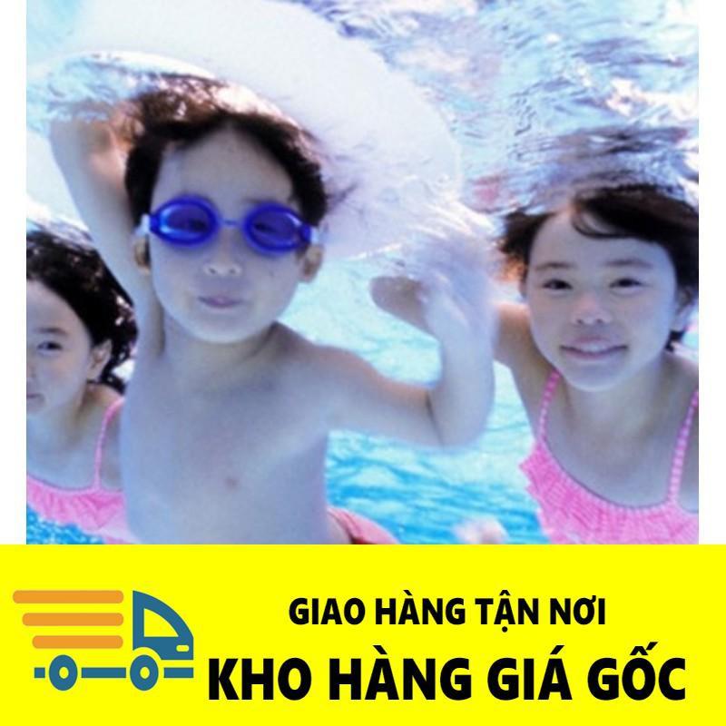 [5SAO] Kính bơi trẻ em tặng bịt tai chống nước vào tai cho bé từ 3 đên 10 tuổi