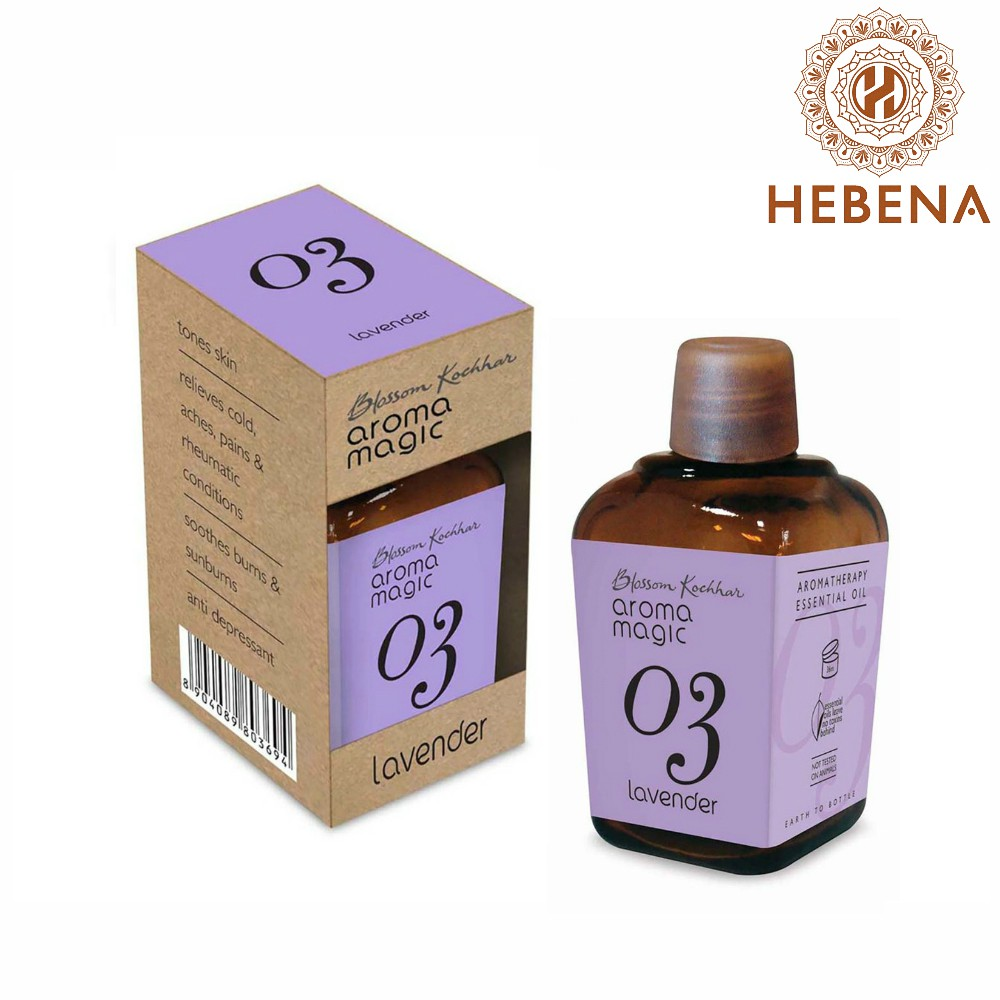 Tinh dầu lavender - Aroma Magic Lavender Essential Oil - hebenastore - 13584540 , 24794383 , 322_24794383 , 230000 , Tinh-dau-lavender-Aroma-Magic-Lavender-Essential-Oil-hebenastore-322_24794383 , shopee.vn , Tinh dầu lavender - Aroma Magic Lavender Essential Oil - hebenastore