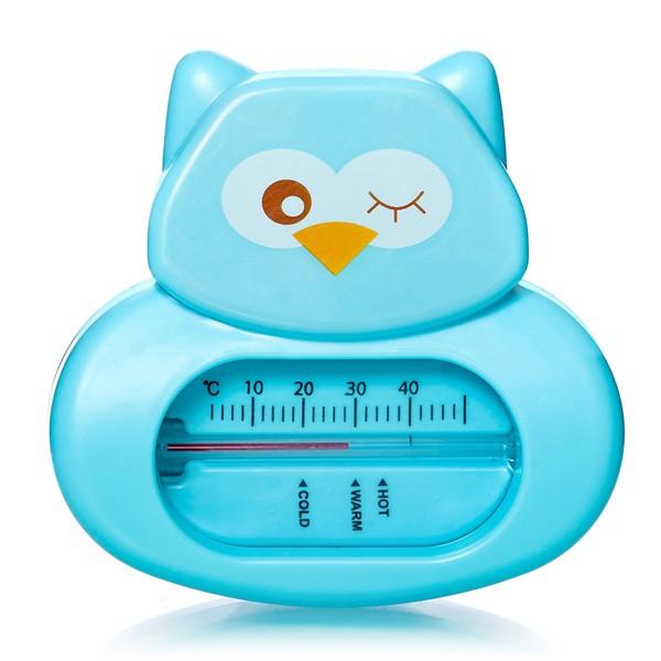 Nhiệt kế UP4009 đo nước tắm cho trẻ em màu xanh, xám Thái Lan