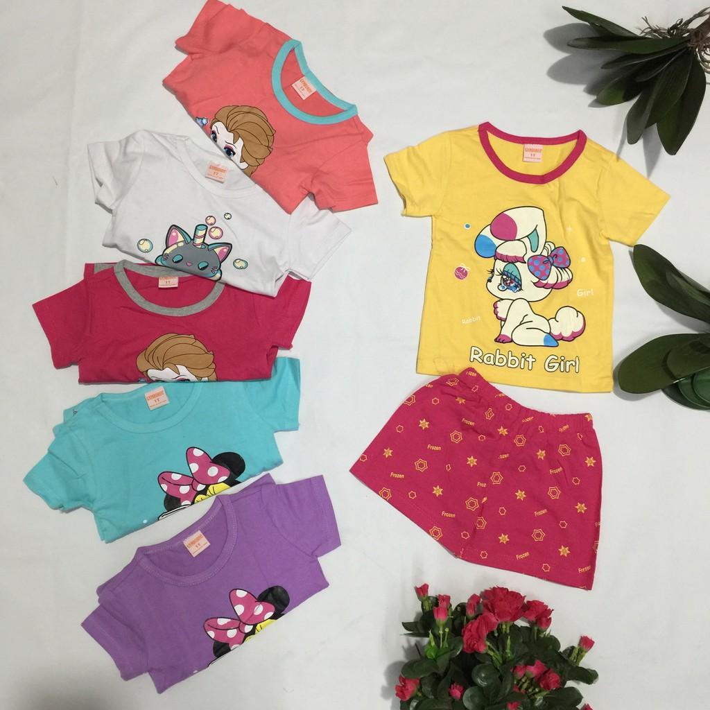 Bộ đồ Cotton hè cho bé gái nhiều hình từ 1-7T/BGMH12 - 10070194 , 938263127 , 322_938263127 , 79000 , Bo-do-Cotton-he-cho-be-gai-nhieu-hinh-tu-1-7T-BGMH12-322_938263127 , shopee.vn , Bộ đồ Cotton hè cho bé gái nhiều hình từ 1-7T/BGMH12