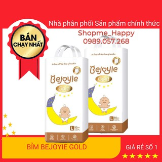 Bỉm Bejoyie Gold Dán Quần S50-M50-L50-XL50-XXL50-XXXL50-S100-M100-L100-XL100-XXL100-XXXL100 thumbnail