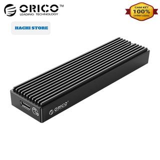 HDD Box tốc độ 10Gbs ssd chuẩn M2 NVME sang Type-C ORICO - M2PV-C3 Hàng phân phôi Chính Hãng thumbnail