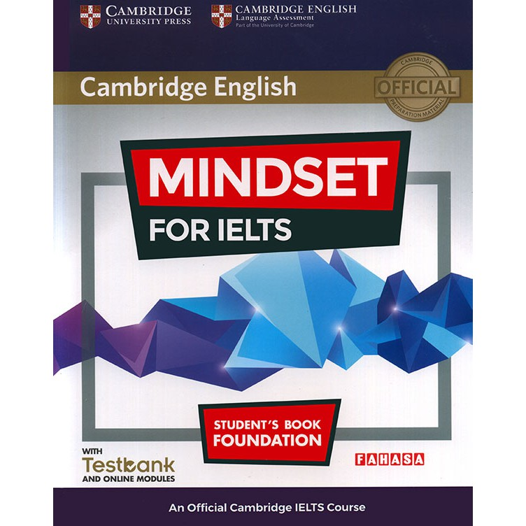 Sách - Mindset for IELTS Foundation - Student's Book