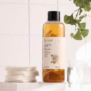 Nước Tẩy Trang Hoa Hồng Cocoon Rose Micellar Water 500ml thumbnail