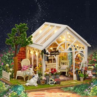 Nhà búp bê – Sunshine Greenhouse