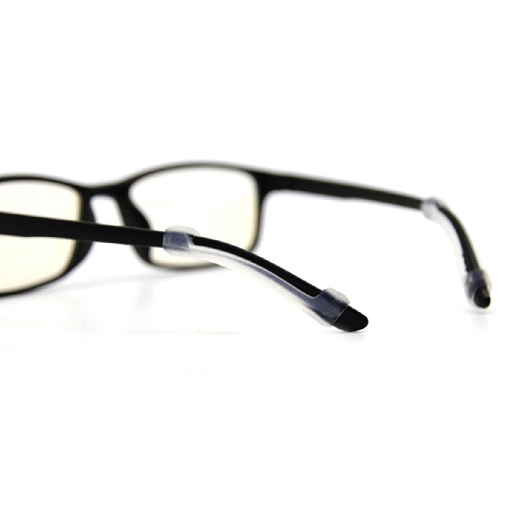 24x Eyeglass / Glasses / Spectacles Ear Grip Anti Slip, Transparent G2VN