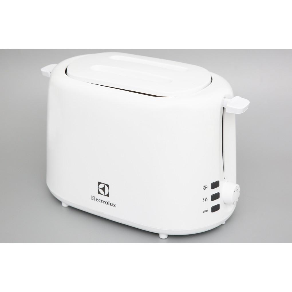 Máy nướng bánh mì Electrolux ETS1303W (Mới 100% - Bảo hành 24 tháng)