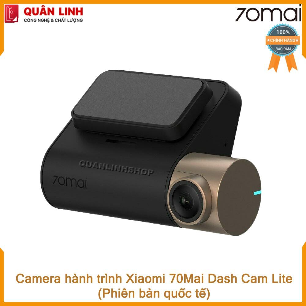 [Mã ELMS03 giảm 7% đơn 500K] Camera hành trình Xiaomi 70mai Dash Cam Lite MidriveD08 - phiên bản Quốc tế