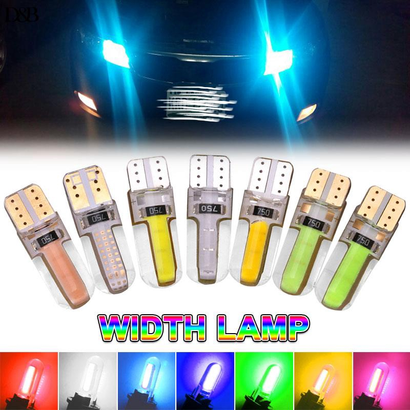 Wedge Light Car Interior Light 5pcs Interior Light Durable Parking Tail COB