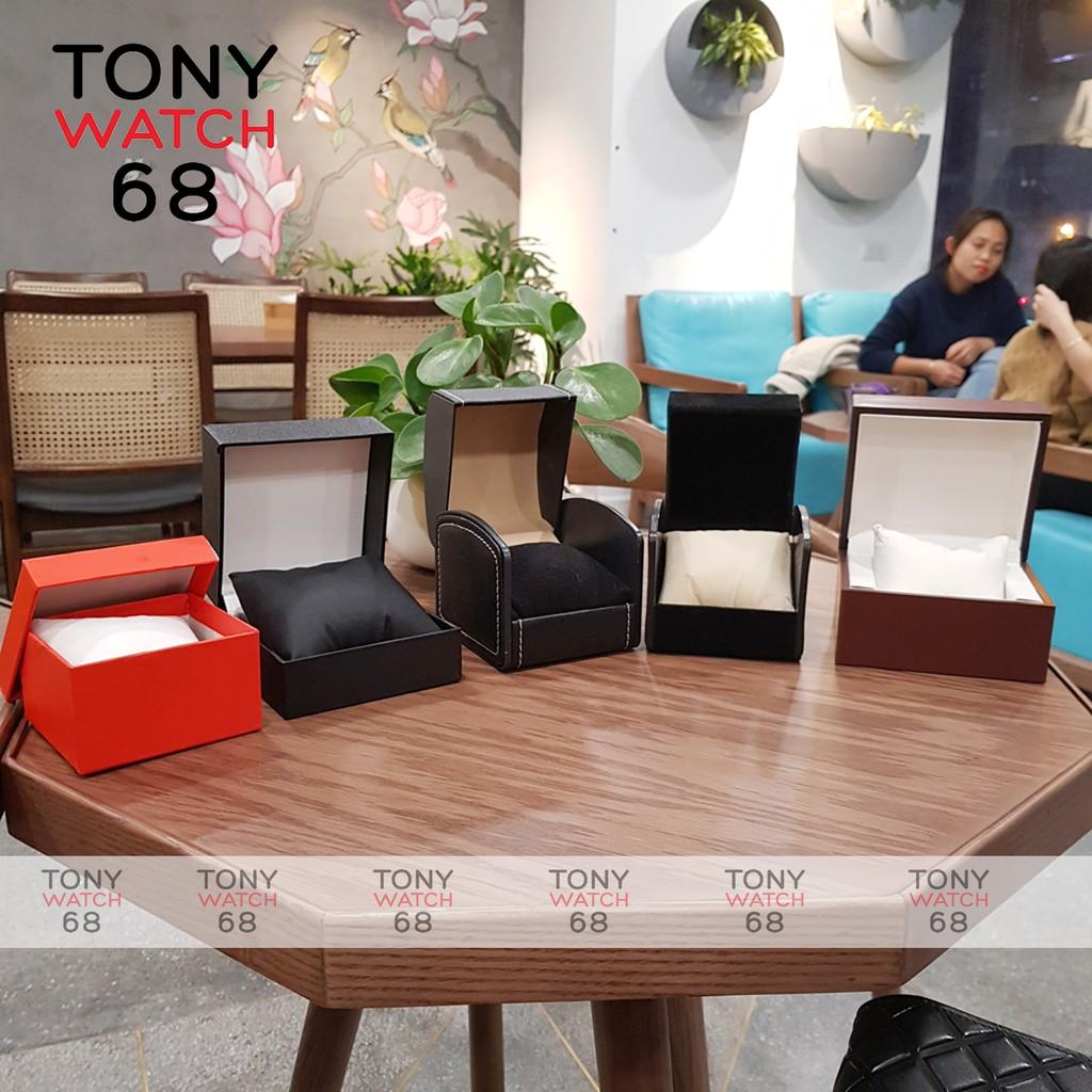 Hộp đựng đồng hồ giấy cứng chống va đập Tony Watch 68