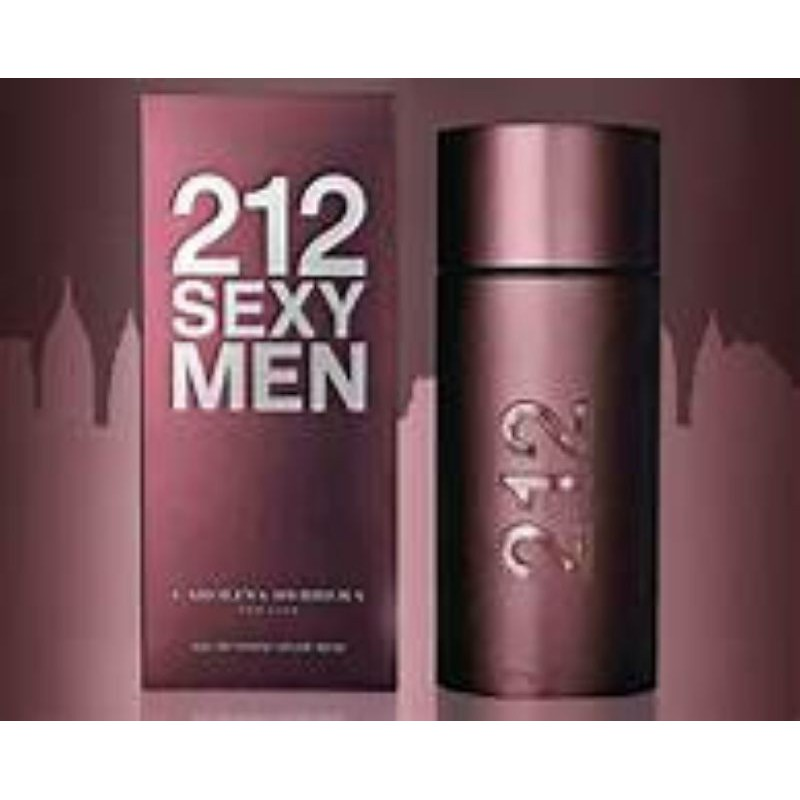 Nước Hoa Carolina Herrera 212 Sexy Men Nam 50ml MP69