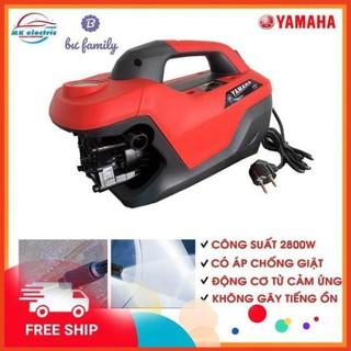 Máy rửa xe mini , Máy xịt rửa cao áp YAMAHA 2800W HA889 – Có áp chống giật – Chống cháy [BH 24 Tháng]