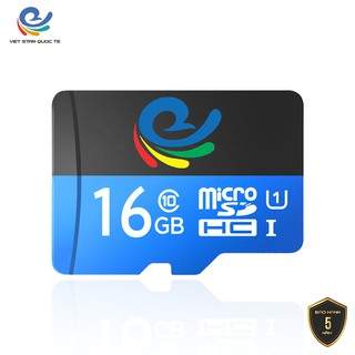 Thẻ Nhớ 16GB -Vietstar Chuyên Dành Cho Camera Wifi, Dung Lượng Đủ Bảo Hành 12 Ttháng