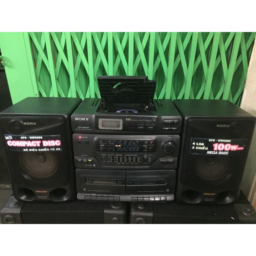 [Freeship toàn quốc từ 50k] Casset Đĩa Radio SONY-560s