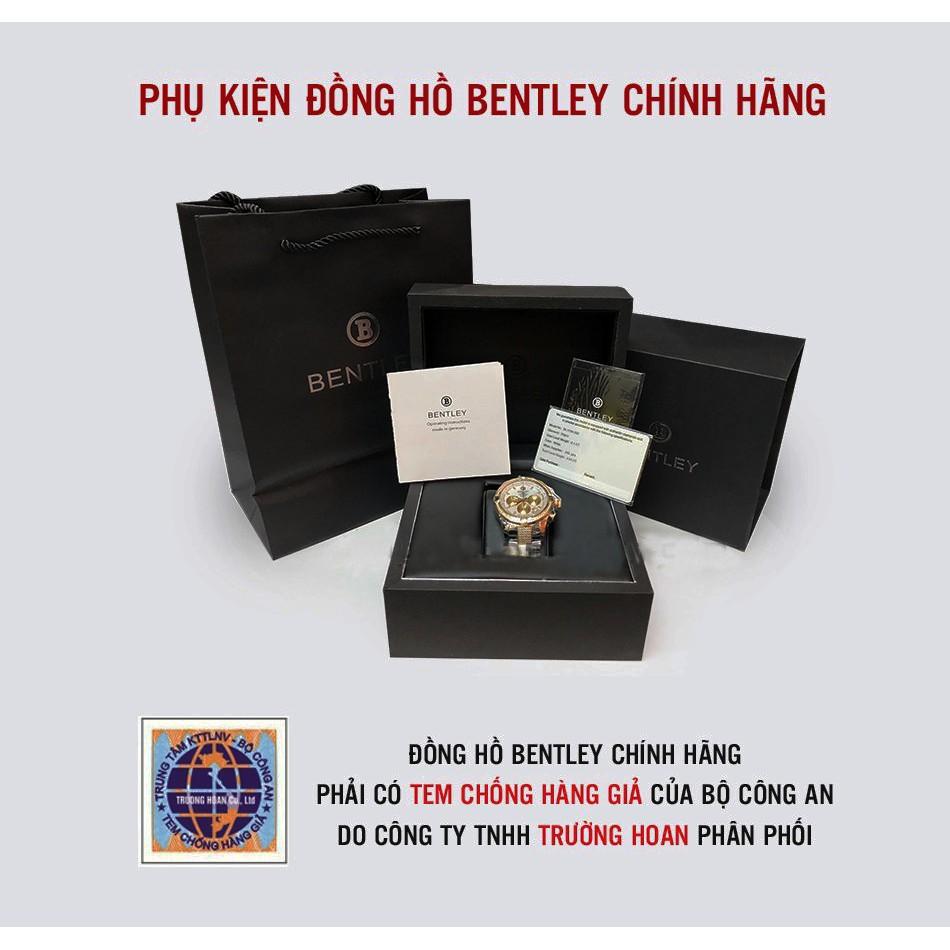 Đồng Hồ Nam Bentley City Chic BL1852 -102 Chính Hãng