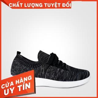 Giày thời trang Ebet EB6777 (ghi đậm) thumbnail