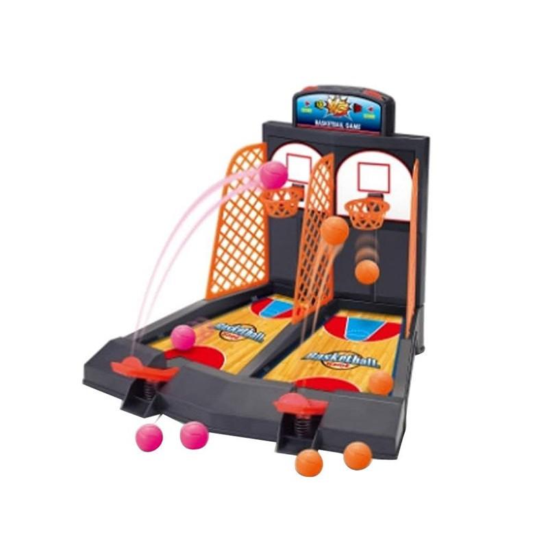 ⏰Family Fun Toys Mini Basketball Shoot Finger Games For Children