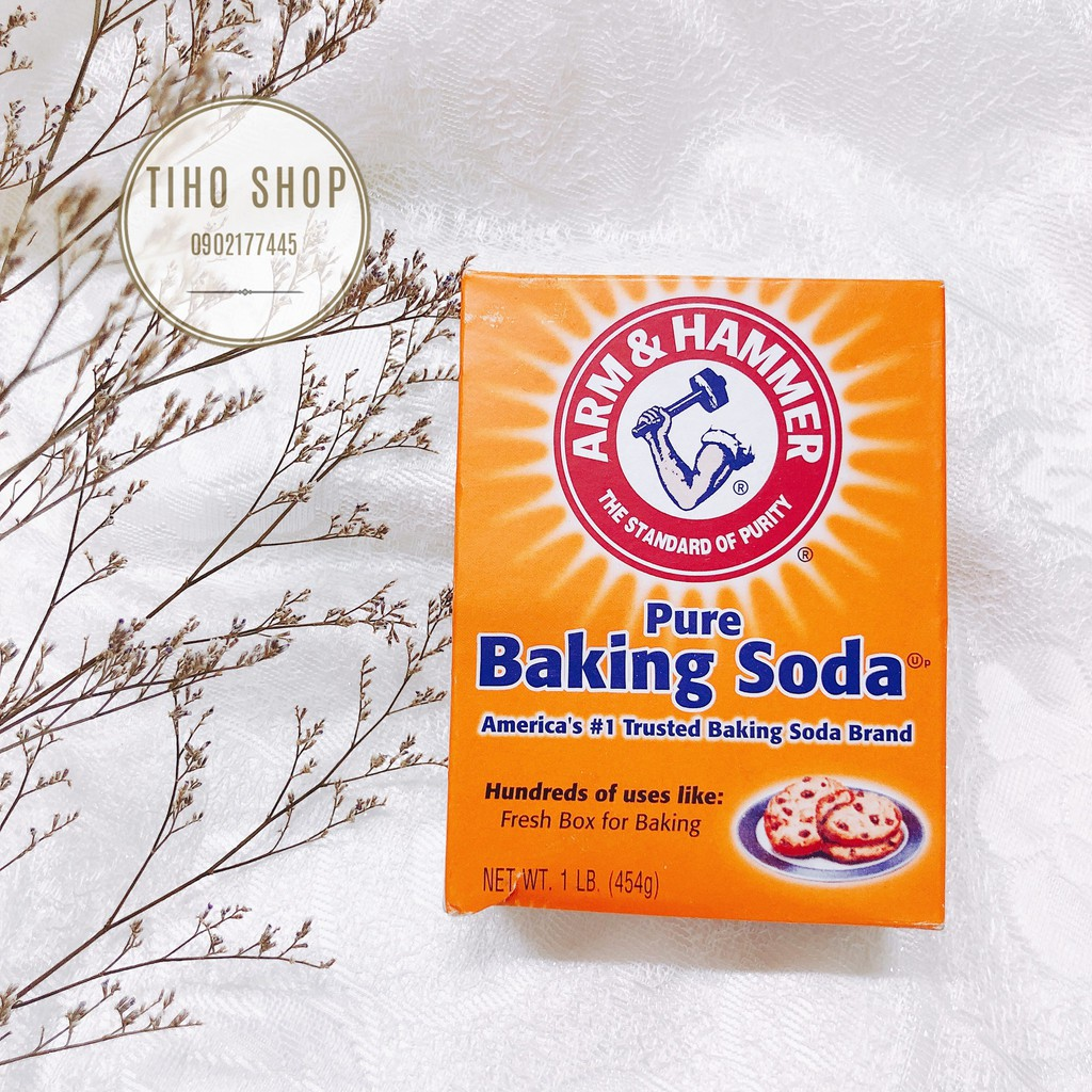 Bột Pure Baking Soda Arm & Hammer